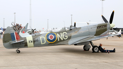 SE-BIR - Supermarine Spitfire Mk.XVI - Private
