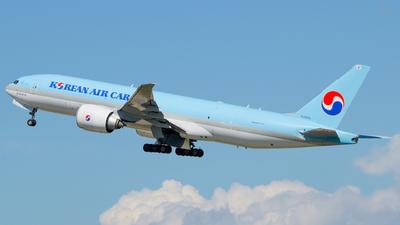 HL8005 - Boeing 777-FB5 - Korean Air Cargo