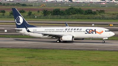 B-5591 - Boeing 737-8HX - Shandong Airlines