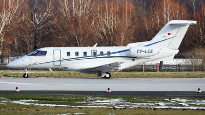 T7-LCE - Pilatus PC-24 - Private