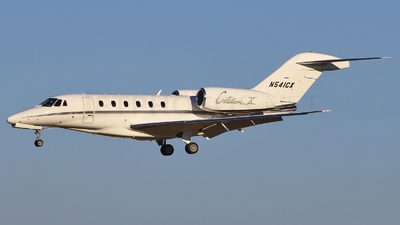 N541CX - Cessna 750 Citation X - Private