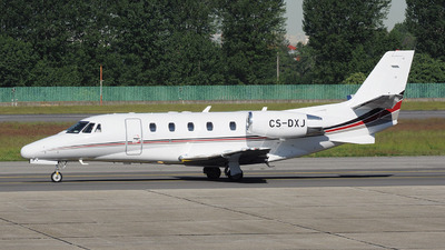 CS-DXJ - Cessna 560XL Citation XLS - Executive Jet Management Europe