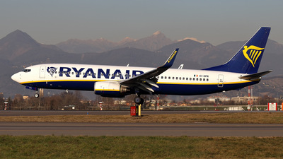EI-DPR - Boeing 737-8AS - Ryanair