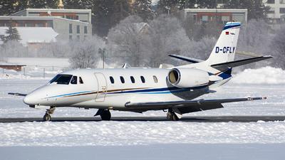 D-CFLY - Cessna 560XL Citation XLS Plus - Air Hamburg