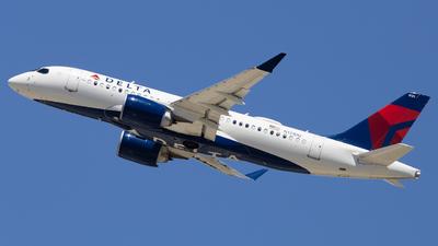 N131DU - Airbus A220-171 - Delta Air Lines