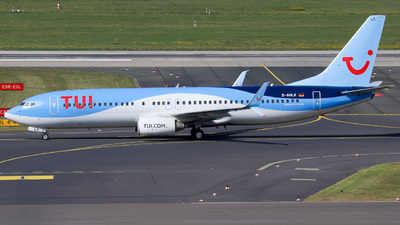 A picture of DAHLK - Boeing 7378K5 - TUI fly - © Jan-Eike Berger