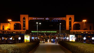 OPKC - Airport - Terminal