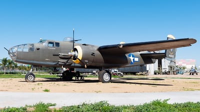 44-31032 - North American B-25J Mitchell - United States - US Army Air Force (USAAF)