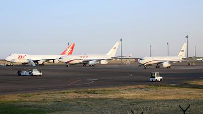 UACC - Airport - Ramp
