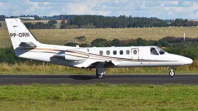 A picture of PPORM - Cessna 550 Citation Bravo - [5500930] - © Vinicius M. Rodrigues