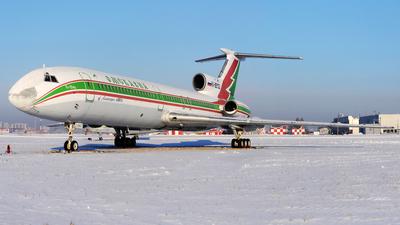 RA-85133 - Tupolev Tu-154B - Omskavia