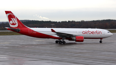 D-ABXC - Airbus A330-223 - Air Berlin