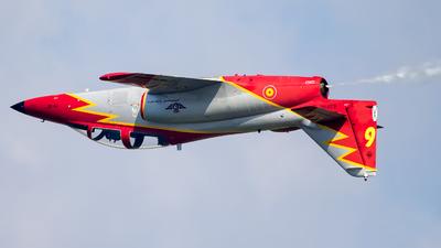 E.25-22 - CASA C-101EB Aviojet - Spain - Air Force