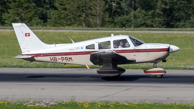 HB-PRM - Piper PA-28-181 Archer II - Private