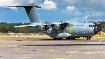 ZM413 - Airbus A400M Atlas C.1 - United Kingdom - Royal Air Force (RAF)