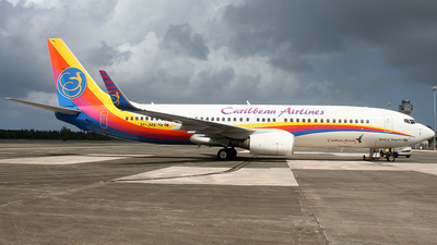 9Y-JMA - Boeing 737-8Q8 - Caribbean Airlines