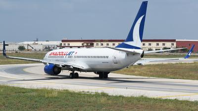A picture of TCSBN - Boeing 7378Q8 - Turkish Airlines - © Savas binici