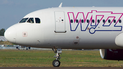 HA-LWN - Airbus A320-232 - Wizz Air
