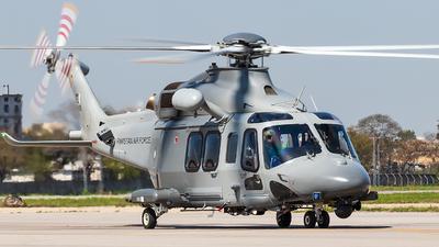 18-011 - Agusta-Westland AW-139 - Pakistan - Air Force