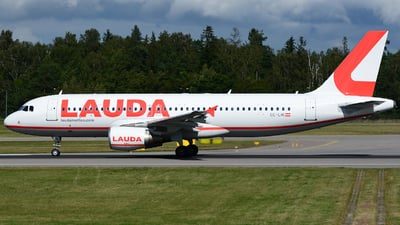 OE-LMI - Airbus A320-214 - LaudaMotion