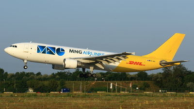 S5-ABO - Airbus A300B4-622R(F) - Solinair (MNG Airlines)