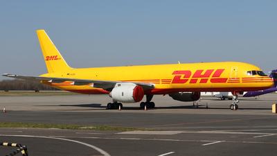 D-ALEW - Boeing 757-236(SF) - DHL (European Air Transport)