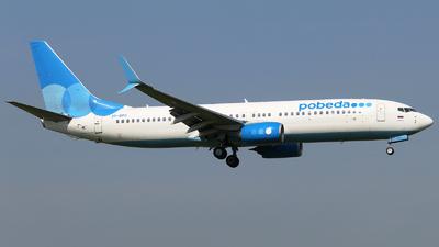 A picture of VPBPS - Boeing 7378AL - Pobeda - © Mikhail Tkachuk
