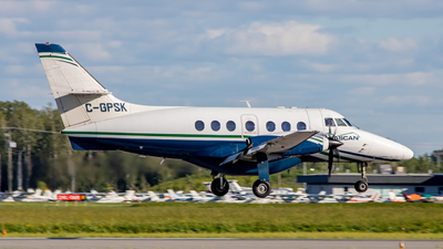 A picture of CGPSK - BAe Jetstream 32 - Pascan Aviation - © Mark Brandon