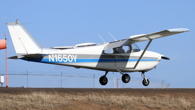 N1650Y - Cessna 172C Skyhawk - Private