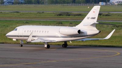 OE-HMR - Dassault Falcon 2000LX - MHS Aviation