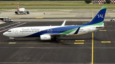 7T-VCA - Boeing 737-8ZQ - Tassili Airlines