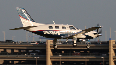 N636MW - Piper PA-46-M500 - Private