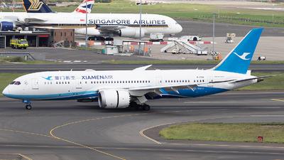 B-2768 - Boeing 787-8 Dreamliner - Xiamen Airlines