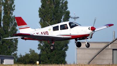 LX-AVO - Piper PA-28-161 Cadet - Aviasport Luxembourg