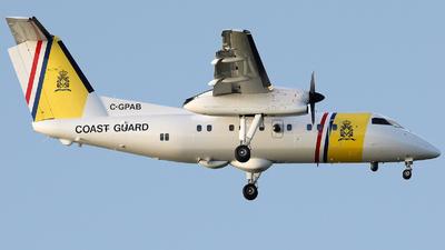 C-GPAB - Bombardier Dash 8-106 - Netherlands Antilles - Coast Guard