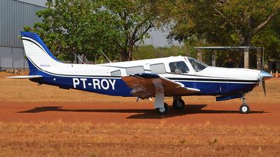 PT-ROY - Embraer EMB-721D Sertanejo - Private