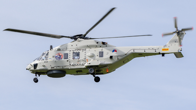 N-233 - NH Industries NH-90NFH - Netherlands - Navy