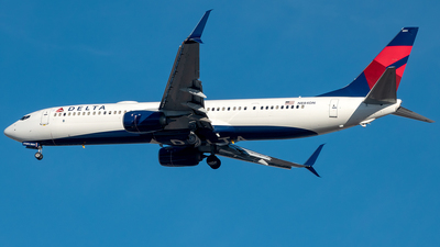 A picture of N884DN - Boeing 737932(ER) - Delta Air Lines - © Yan777