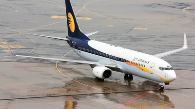 VT-JBB - Boeing 737-8HX - Jet Airways