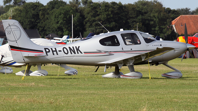 PH-ONK - Cirrus SR22T - Private