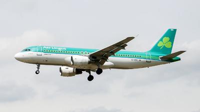 EI-EDS - Airbus A320-216 - Aer Lingus
