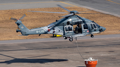 A picture of BLVD - Airbus Helicopter H175 - [5013] - © Colin Law
