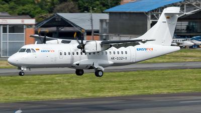 HK-5321-X - ATR 42-600 - EasyFly