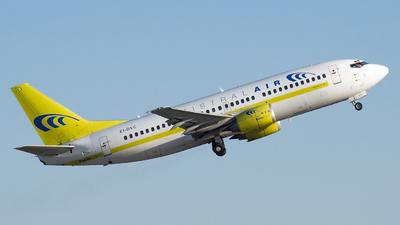 EI-DVC - Boeing 737-33A(QC) - Mistral Air