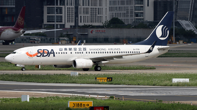 B-1730 - Boeing 737-89L - Shandong Airlines