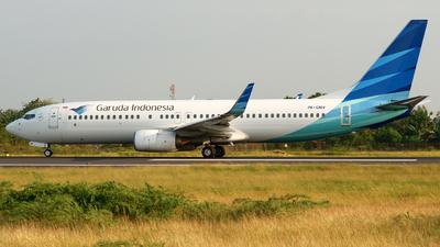 PK-GMV - Boeing 737-8U3 - Garuda Indonesia