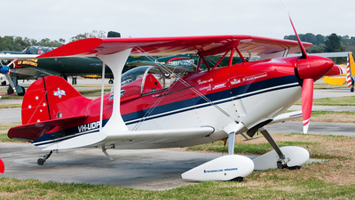 VH-UDP - Pitts S-1E - Private