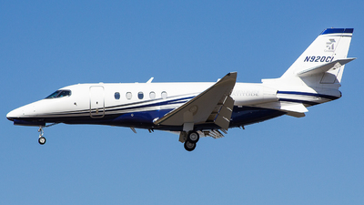 N920CL - Cessna Citation Latitude - Cessna Aircraft Company