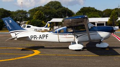 A picture of PRAPF - Cessna T206H - [T20609112] - © Lucas Gabardo