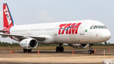PT-MXP - Airbus A321-231 - TAM Linhas Aéreas